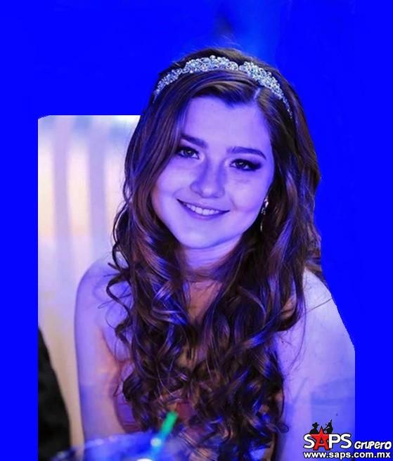 Le gustaría ser cantante a Melanie hija de Alicia Villarreal