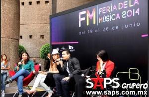 Galería Fotográfica del 3er. día de actividades de la Feria de La Música 2014
