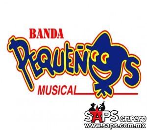 BANDA PEQUEÑOS MUSICAL LOGO