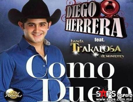 Diego Herrera Ft Banda La Trakalosa – Como Duele