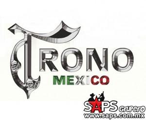 EL TRONO DE MEXICO LOGO
