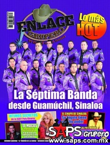 El Chapo de Sinaloa revela secretos del corazón en la nueva edición de Enlace Grupero