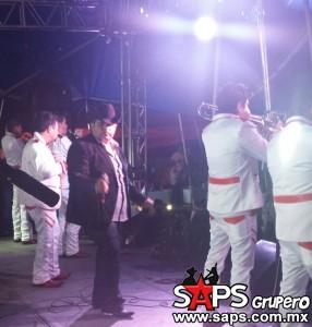 Chuy Lizárraga con éxito rotundo en sus presentaciones de Jalisco