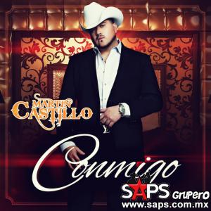 """""""Conmigo"""" el nuevo himno al amor en la voz de Martin Castillo"""