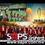 La Adictiva Banda San José de Mesillas – El Mejor Mundial