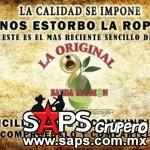 La Original Banda El Limón – Nos Estorbó La Ropa