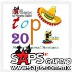 Top 20 de la Música Popular del NORESTE por Monitor Latino del 13 al 19 de Octubre de 2014