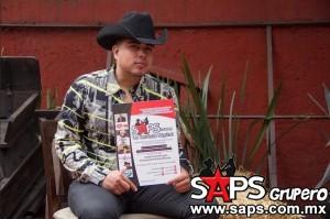 """A Ulises Quintero """"Le Gusta El Dinero"""" y llega con más fuerza a presentar su sencillo"""