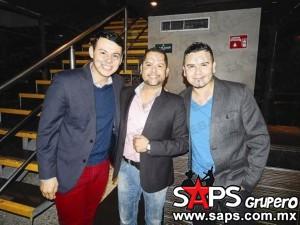Claudio Alcaraz y Toño Lizárraga unen talento en conciertos
