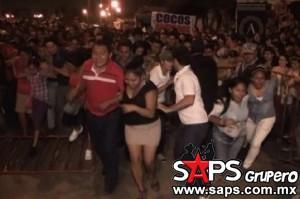 Estampida humana durante baile de La Arrolladora deja tres muertos