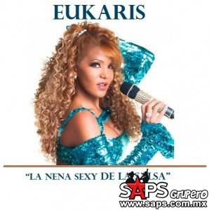 """Eukaris """"La Nena Sexy de la Salsa"""" estrenará videoclip del tema """"Qué De Mí"""""""