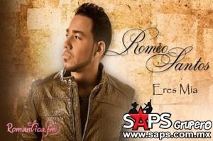 """Romeo Santos lanzó este vídeo para su nuevo sencillo """"Eres Mía""""."""