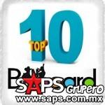 TOP 10 de la Música Regional Mexicana en EU por Billboard del 23 al 29 de Marzo de 2015
