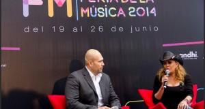 Galería Fotográfica del 2do. día de actividades de la Feria de La Música 2014
