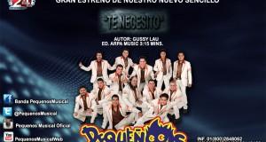 """Hoy gran lanzamiento de """"Te Necesito"""" lo más nuevo de Pequeños Musical"""