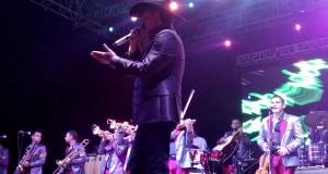 Espectacular presentación de El Chapo de Sinaloa en Chiapas