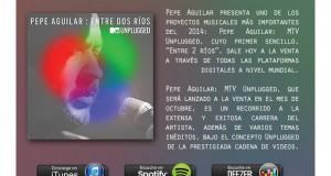 """El nuevo sencillo de Pepe Aguilar """" ENTRE 2 RÍOS"""" ¡Ya está a la venta!"""