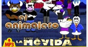 """Banda La Movida y su nuevo éxito """"El Animalero"""""""