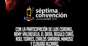 Lluvia de Estrellas en la séptima convención de Monitor Latino