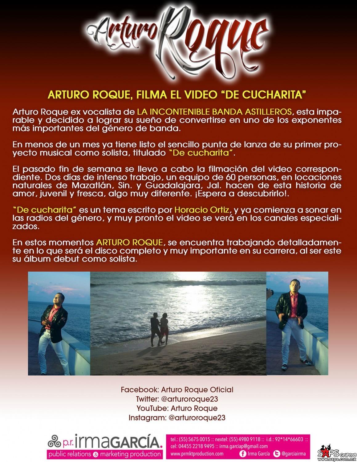 NEWS ARTURO ROQUE-