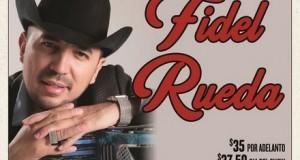 """Fidel Rueda se presentará por primera vez en el """"House of Blues"""""""