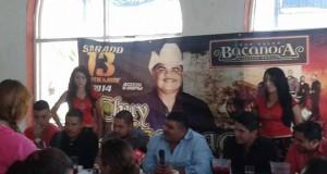 Chuy Lizárraga y Jorge Santacruz juntos