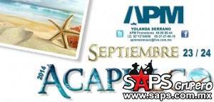 Galería Fotográfica de la junta de APM en Acapulco