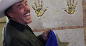 Pedro Rivera devela huellas de Jenni Rivera y apadrina a Frizzio Garibaldi