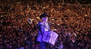 Libán Garza y Julión Alvarez hacen historia en la Expoferia Saltillo