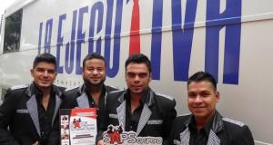 """Banda La Ejecutiva, llega de Mazatlán para promocionar su cuarto sencillo """"Cuando Te Vayas"""""""