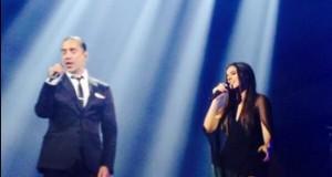 Alejandro Fernández canta con su hija en Las Vegas