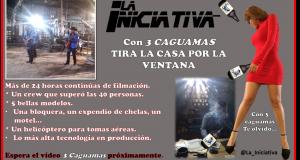 """Con 3 Caguamas """"La Iniciativa"""" tira la casa por la ventana"""