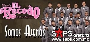 Banda El Recodo – Somos Ajenos (letra y video oficial)