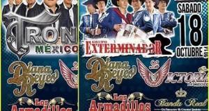 """Galería Fotográfica de la primera edición de """"TOUR D 100″ en el Rodeo Texcoco"""