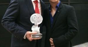 La Arrolladora es galardonada en las Lunas del Auditorio 2014