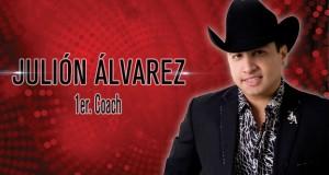 Julión Álvarez agradecido por estar en 'La Voz… México'