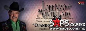 "Lorenzo de Monteclaro de promoción por EU con ""Cuando Tuve Ganas"""