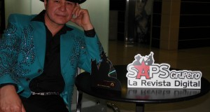"""Gabriel Arriaga entregado al mariachi, hoy le apuesta a la banda con su recién disco """"MAS INTERNACIONAL"""""""