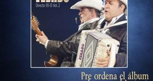 """Pesado hoy en pre orden el VOL. 2 de su álbum """"DIRECTO 93-13″"""