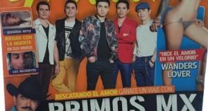 Los Primos MX dispuestos a conquistar cada fan en la edición de Noviembre de  Soy Grupero
