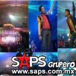 Banda Los Recoditos rompió récord de entradas  en la Feria de San Francisco Hidalgo