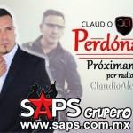 Claudio Alcaraz – Perdóname (letra y video oficial)