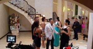 """Galería Fotográfica de la filmación del video """"Micaela"""" de Miguel Galindo"""