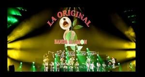 La Original Banda El Limón de Salvador Lizárraga junto con los grandes