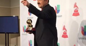 Pepe Aguilar dedica Grammy Latino a Vicente Fernández