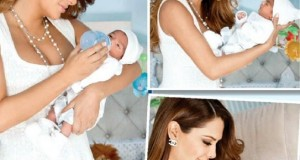 Ninel Conde hizo su primera aparición pública tras dar a luz