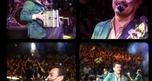 Los Tigres del Norte muestran su 'garra' en Culiacán