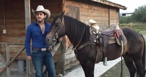 Graba Diego Herrera escenas de su próximo video en Monterrey