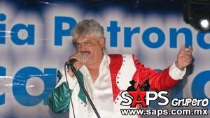Casimiro Zamudio hace que bailen el caballito en Nueva York