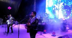 Éxitos rotundos las presentaciones de Los Titanes de Durango en Chiapas